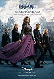 Secret Society of Second Born Royals streaming full movie with english subtitles