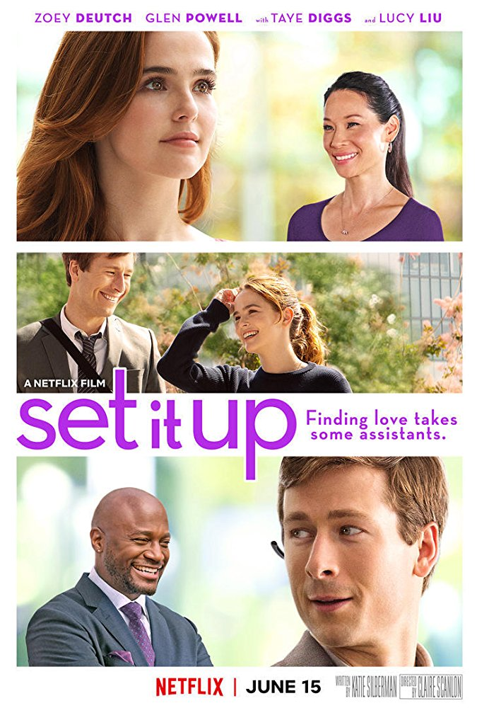 Set It Up  | newmovies