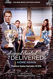 Watch Movie Signed, Sealed, Delivered Home Again