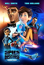 Watch full hd for free Movie Spies in Disguise