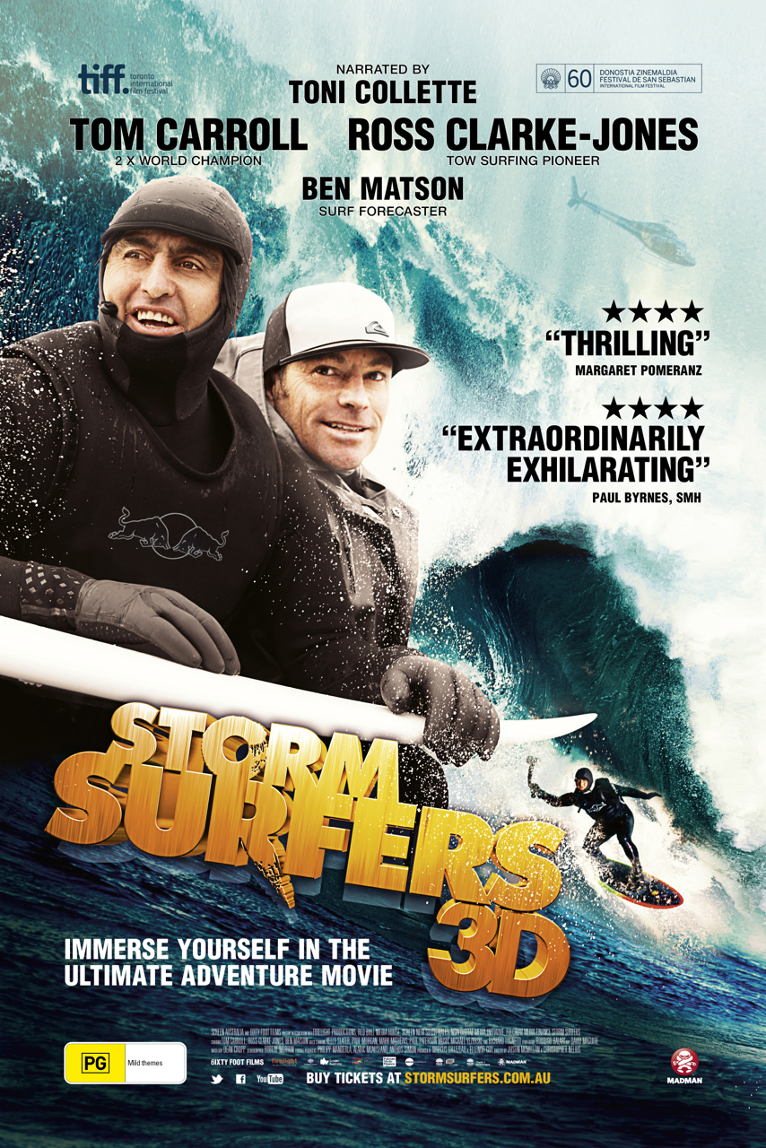 Storm Surfers 3D openload watch