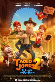 Watch Movie Tadeo Jones 2 El secreto del Rey Midas