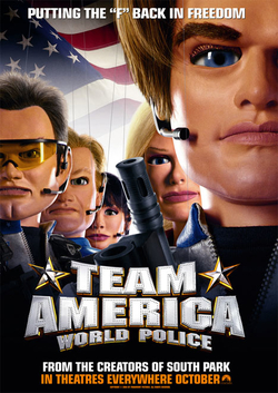 Team America World Police HD Streaming