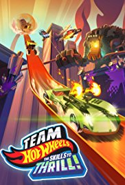 Team Hot Wheels The Skills to Thrill Movie HD watch