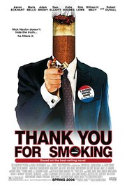 Thank You for Smoking openload watch