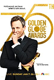 Watch 75th Golden Globe Awards online