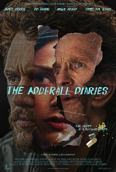 Watch Movie The Adderall Diaries
