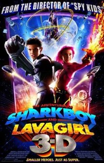 The Adventure of Sharkboy and Lavagirl openload watch