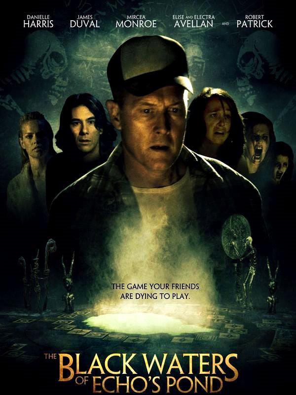 Watch Movie The Black Waters of Echos Pond