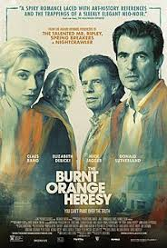 Watch Movie The Burnt Orange Heresy