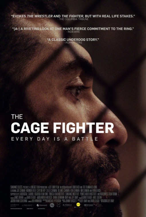 Watch The Cage Fighter online