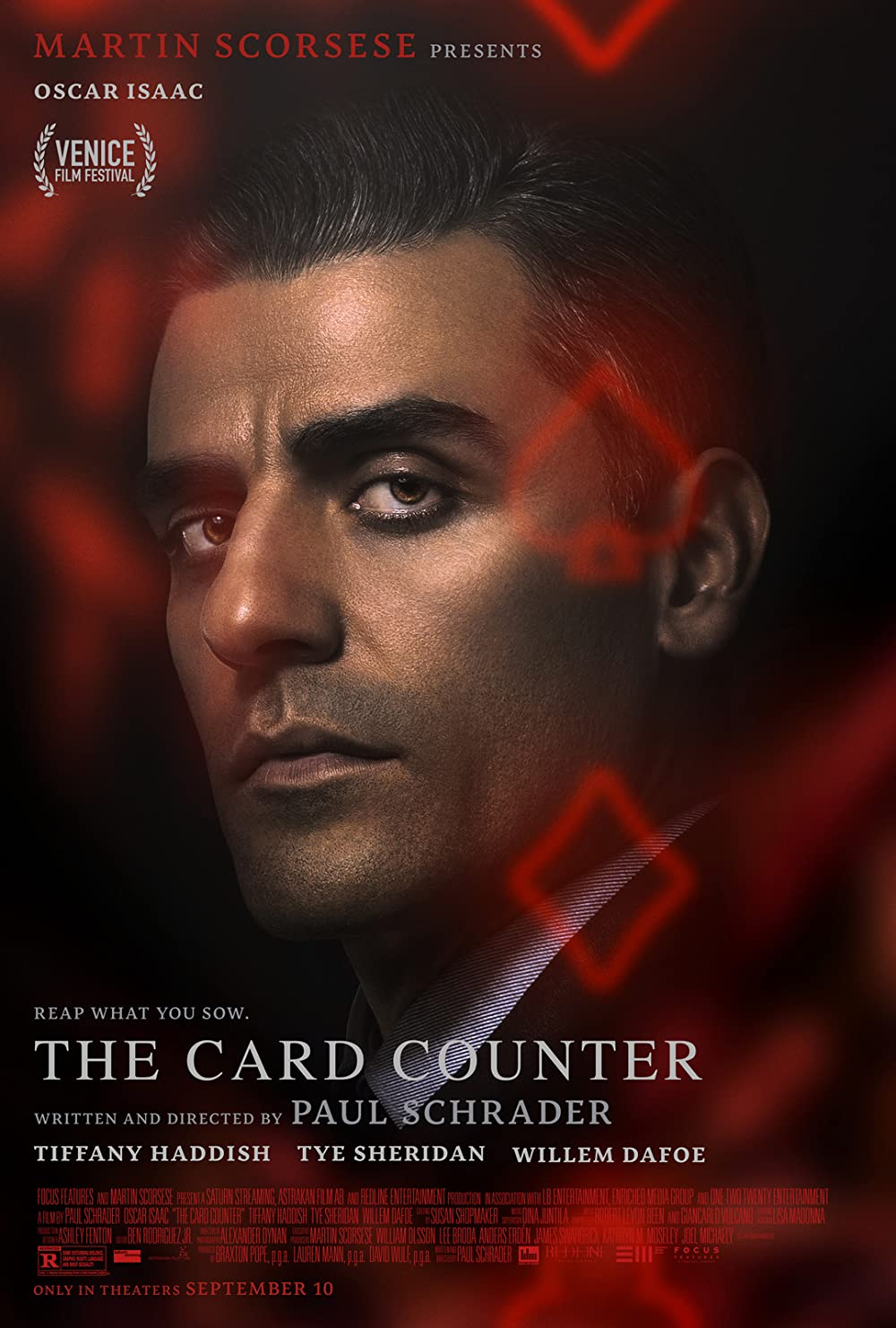 Watch Movie The Card Counter