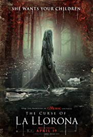 Watch Movie The Curse of La Llorona