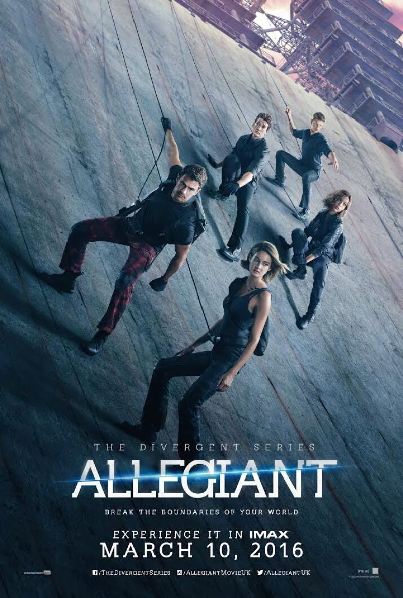 Watch Movie The Divergent Series Allegiant