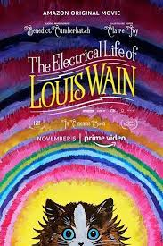 Watch Movie The Electrical Life of Louis Wain