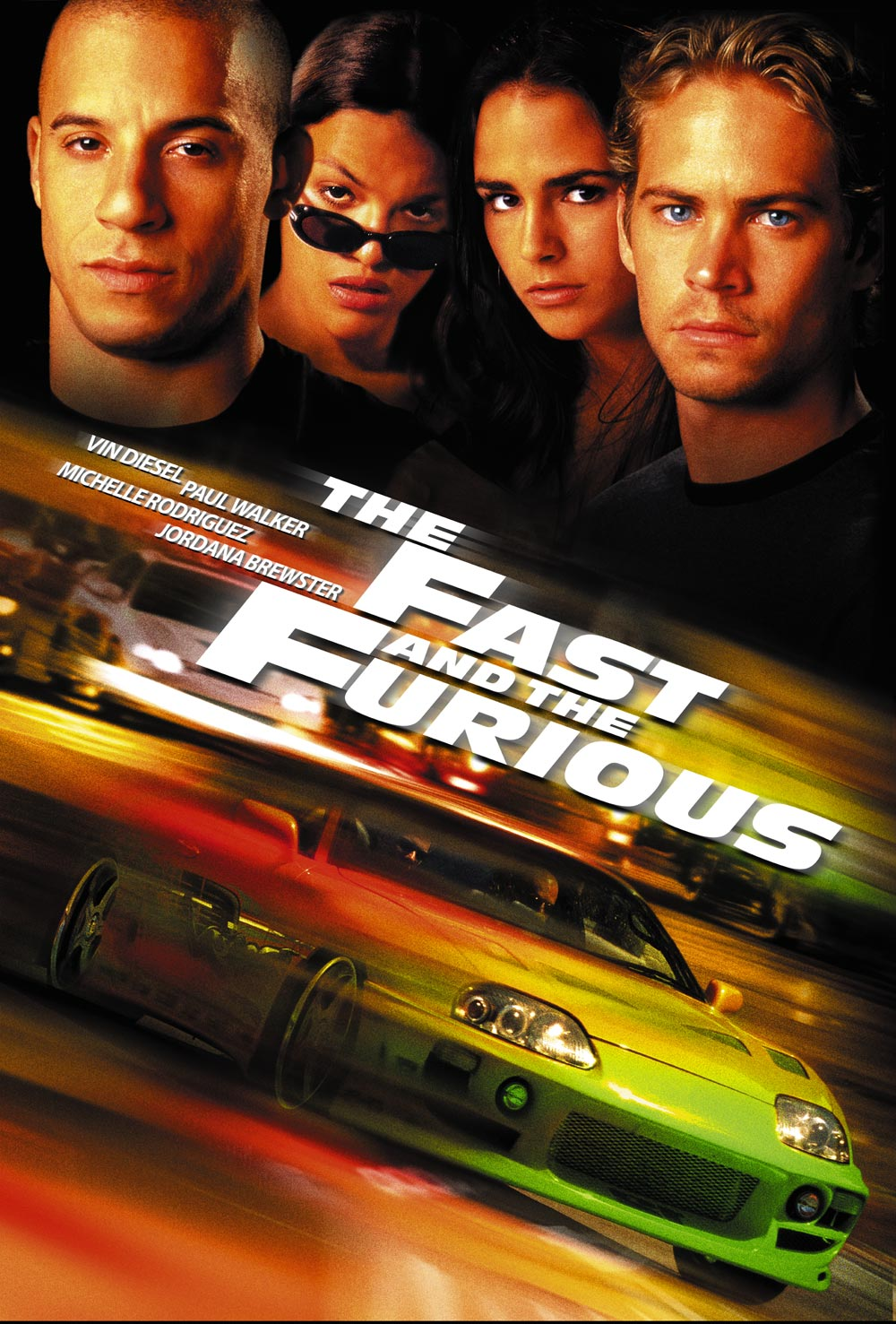 The Fast And The Furious Movie HD watch