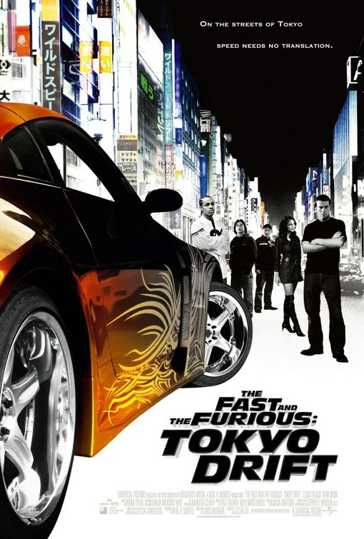 The Fast And The Furious Tokyo Drift movietime title=