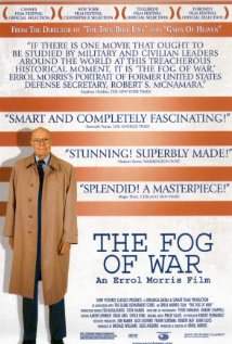 The Fog of War Eleven Lessons from the Life of Robert S McNamara movietime title=