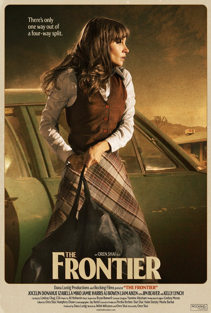 The Frontier Movie HD watch