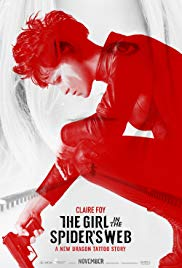 Watch Movie The Girl in the Spiders Web