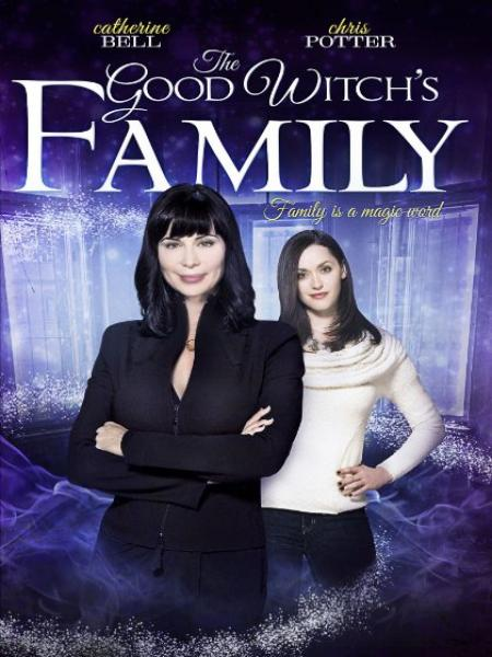 Watch Movie The Good Witchs Family