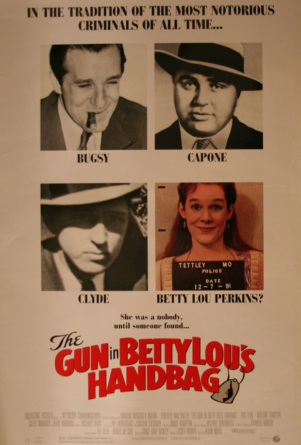 Watch Movie The Gun in Betty Lous Handbag