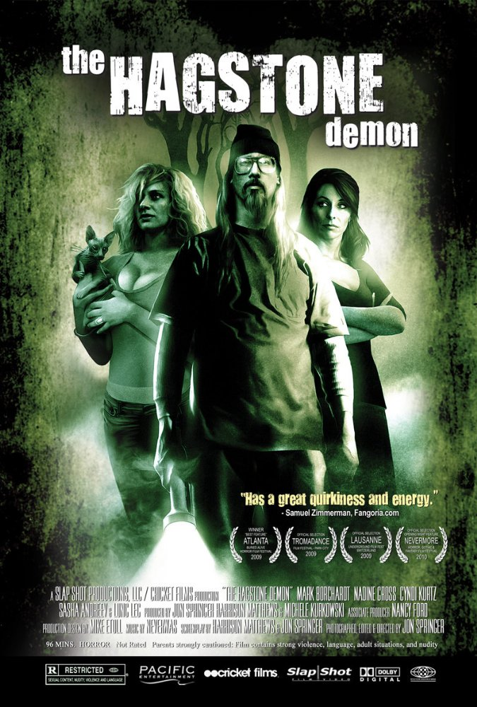 Watch Movie The Hagstone Demon