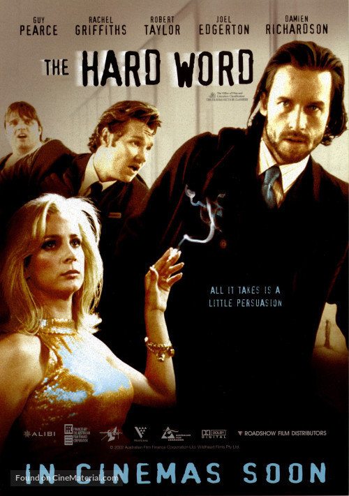 The Hard Word Movie HD watch