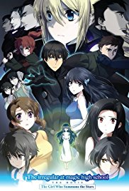 Watch Movie The Irregular at Magic High School The Movie - The Girl Who Summons the Stars