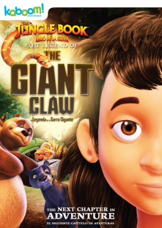 The Jungle Book The Legend of the Giant Claw movietime title=
