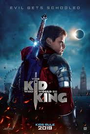 Watch Movie The Kid Who Would Be King