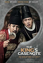 Watch The King's Case Note online