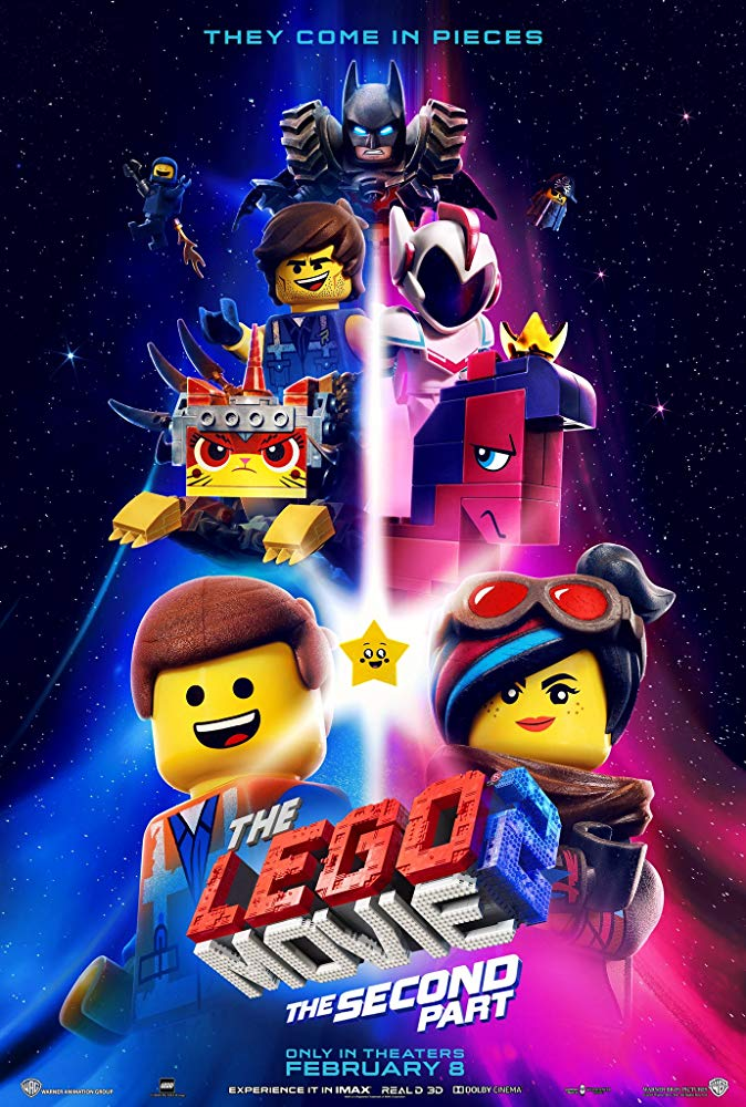 Watch Movie The Lego Movie 2 The Second Part