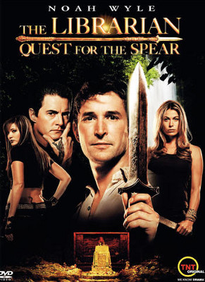 The Librarian Quest for the Spear Movie HD watch