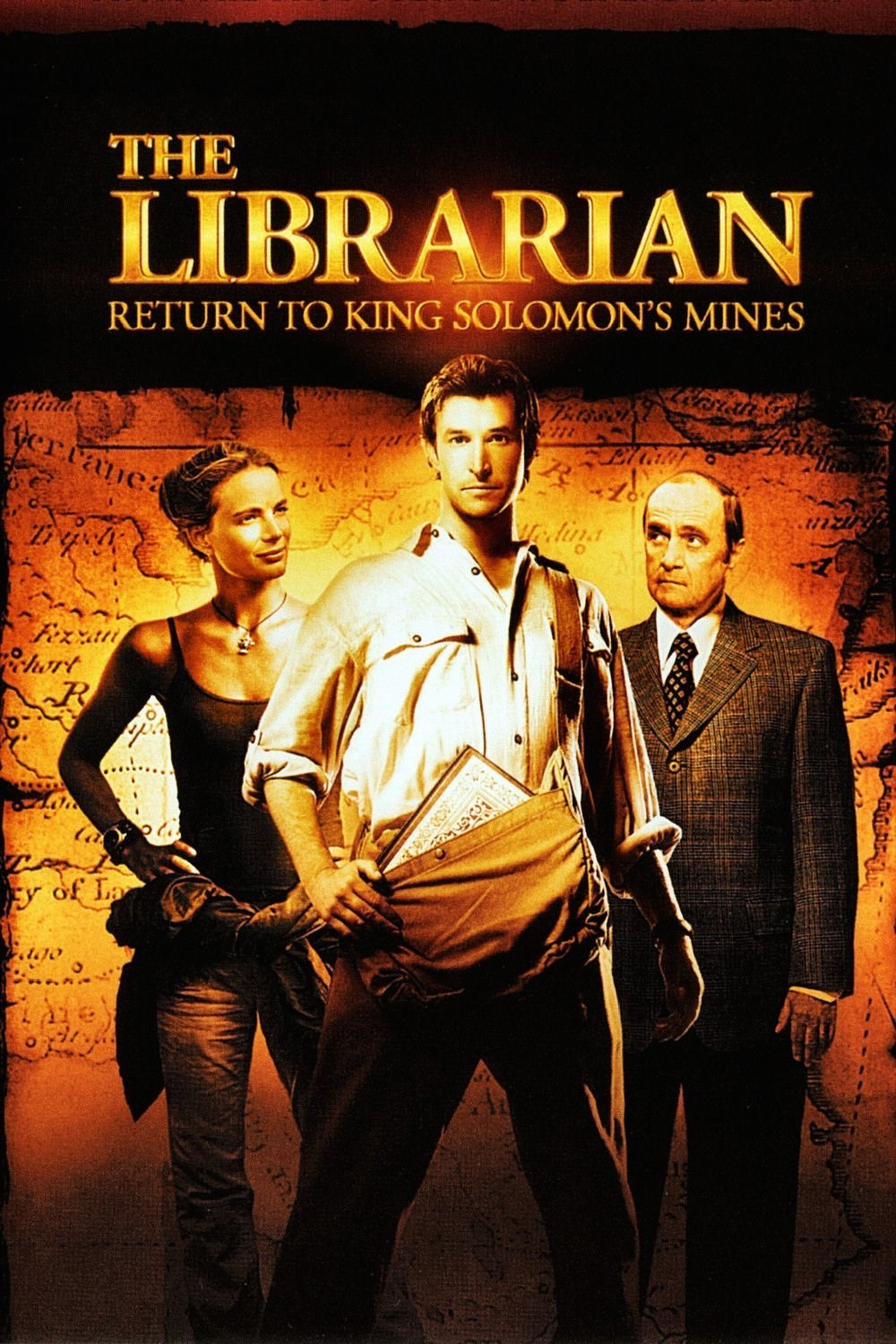 Watch Movie The Librarian Return to King Solomons Mines