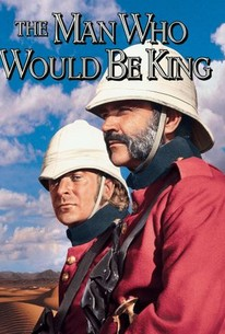 Watch Movie The Man Who Would Be King