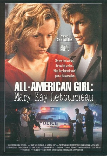 Watch The Mary Kay Letourneau Story: All-American Girl online