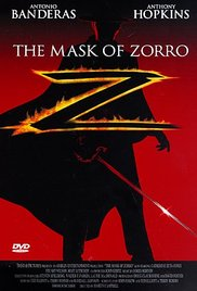 The Mask of Zorro movietime title=