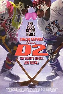 The Mighty Ducks 2 openload watch