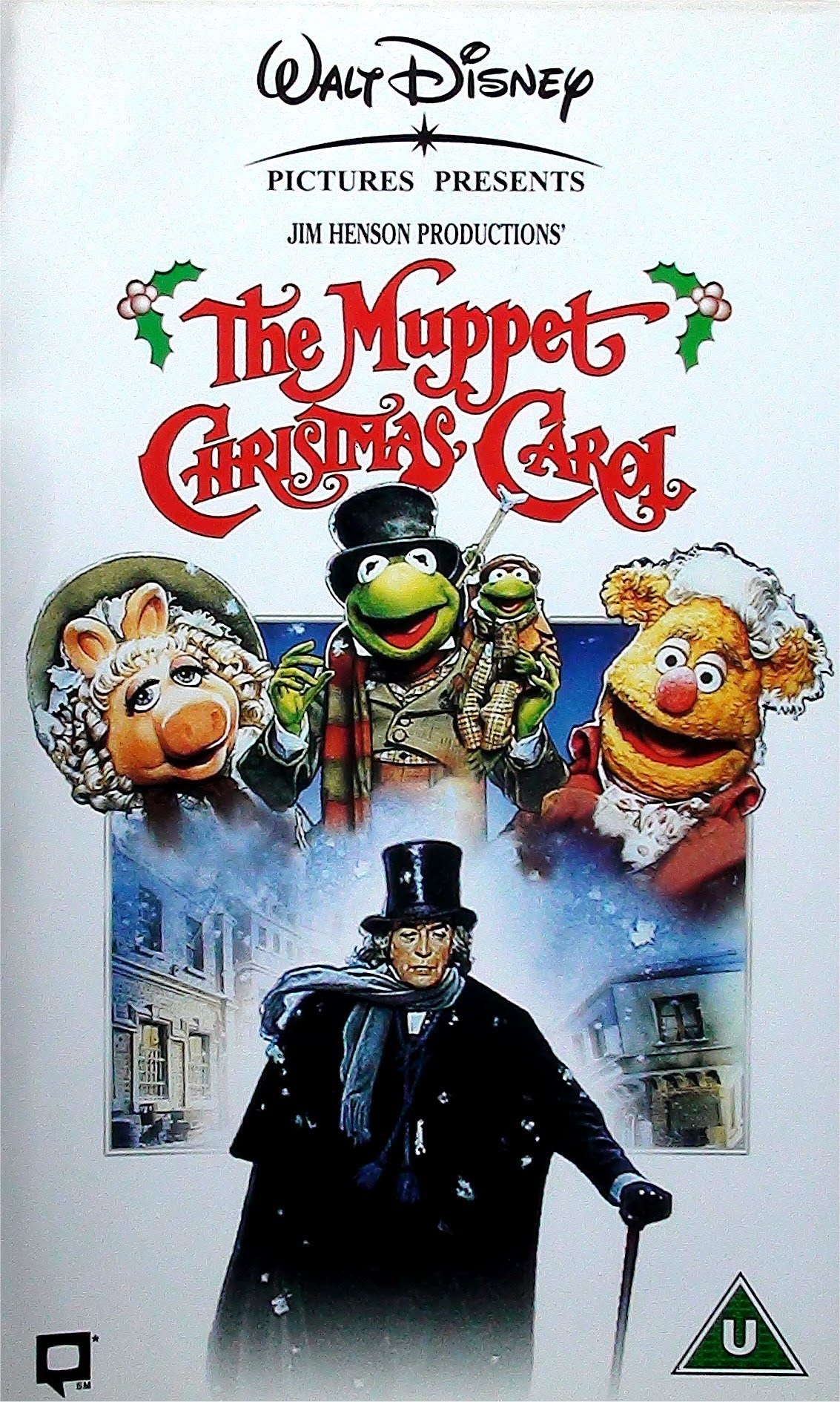 The Muppet Christmas Carol Movie HD watch