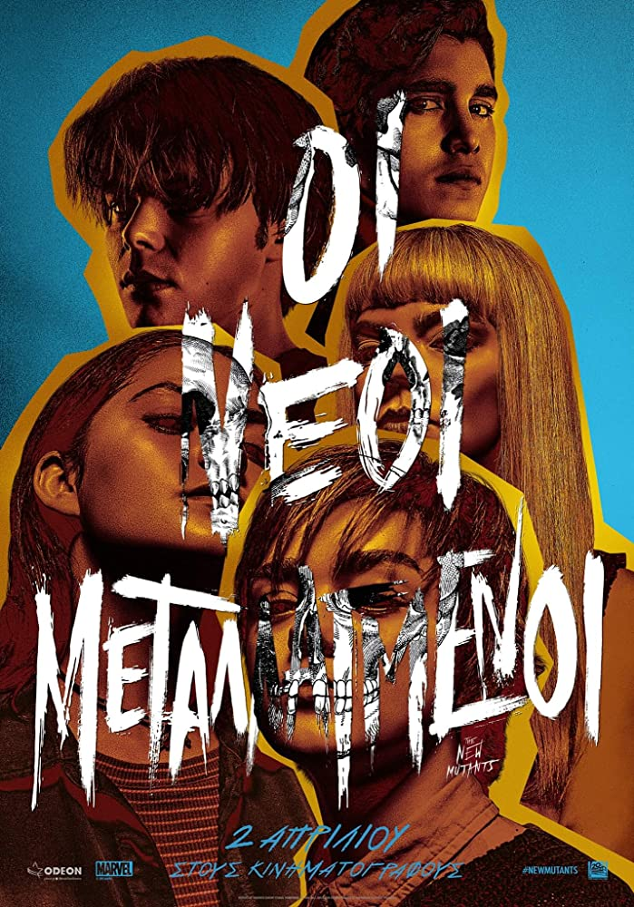 The New Mutants streaming full movie with english subtitles