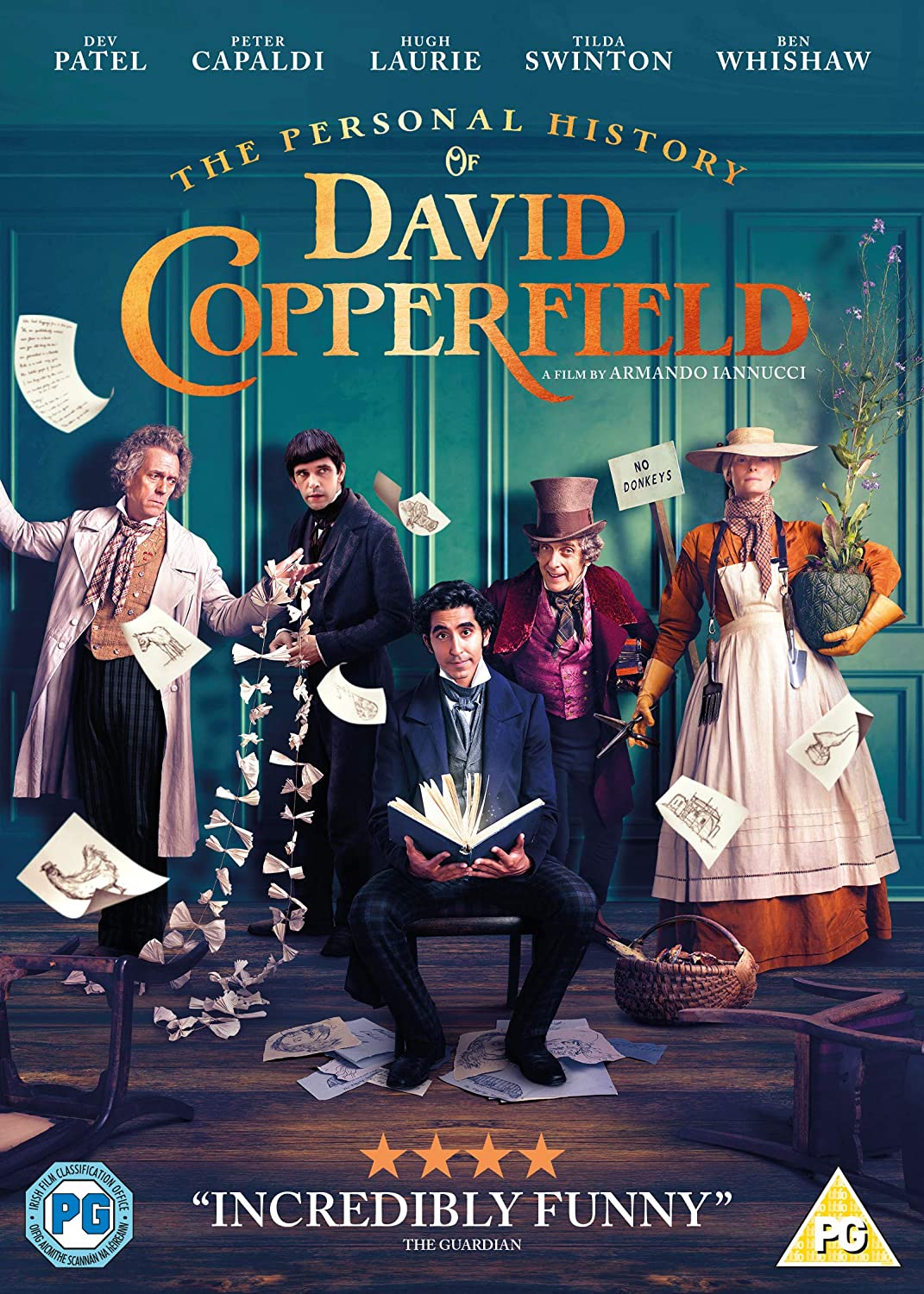 Watch Movie The Personal History of David Copperfield