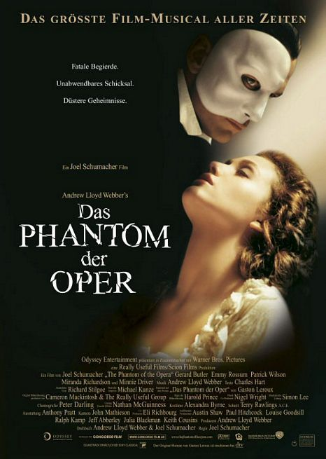 The Phantom of the Opera Movie HD watch