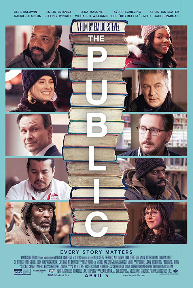 The Public streaming full movie with english subtitles