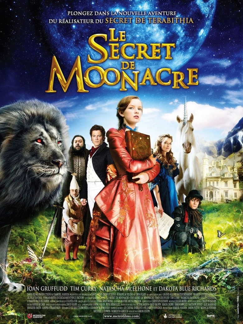The Secret of Moonacre openload watch