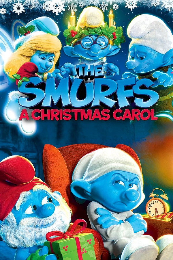 Watch Movie The Smurfs A Christmas Carol