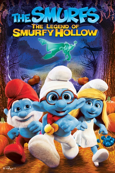 The Smurfs The Legend of Smurfy Hollow Movie HD watch