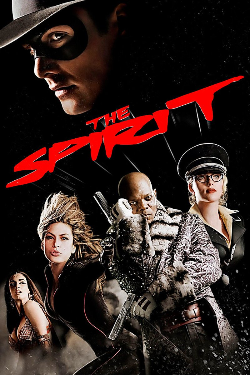 Watch Movie The Spirit