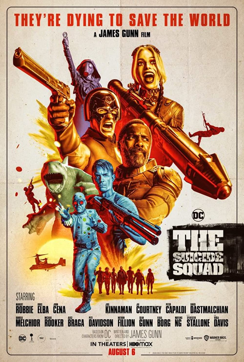 Watch Movie The Suicide Squad