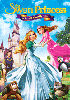 The Swan Princess The Mystery of the Enchanted Treasure movie HD quality 720p Streaming free